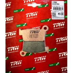 MCB739SI TRW zadné brzdové doštičky OFFROAD