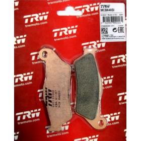 MCB648SI TRW brzdové doštičky