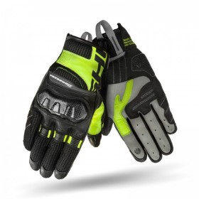 SHIMA X-BREEZE 2 FLUO pánske rukavice na motorku