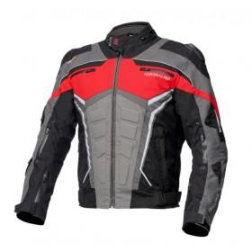 ADRENALINE SCORPIO PPE RED pánska športová textílna motobunda