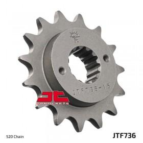 JTF736,15 záberové koliesko