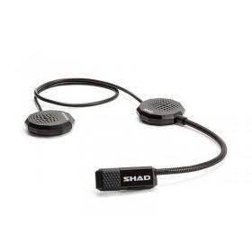 Handsfree do prilby SHAD UC02 smarfón-GPS-hudba