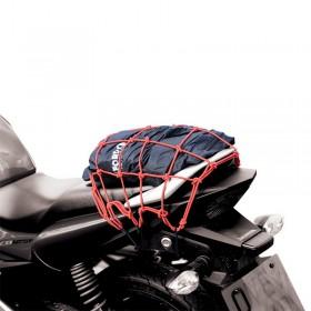 OXFORD OX664 batožinová sieťka, pavúk - červený