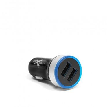 12V zásuvka na telefón 2 x USB - eXtreme® Ampere - 2.1A