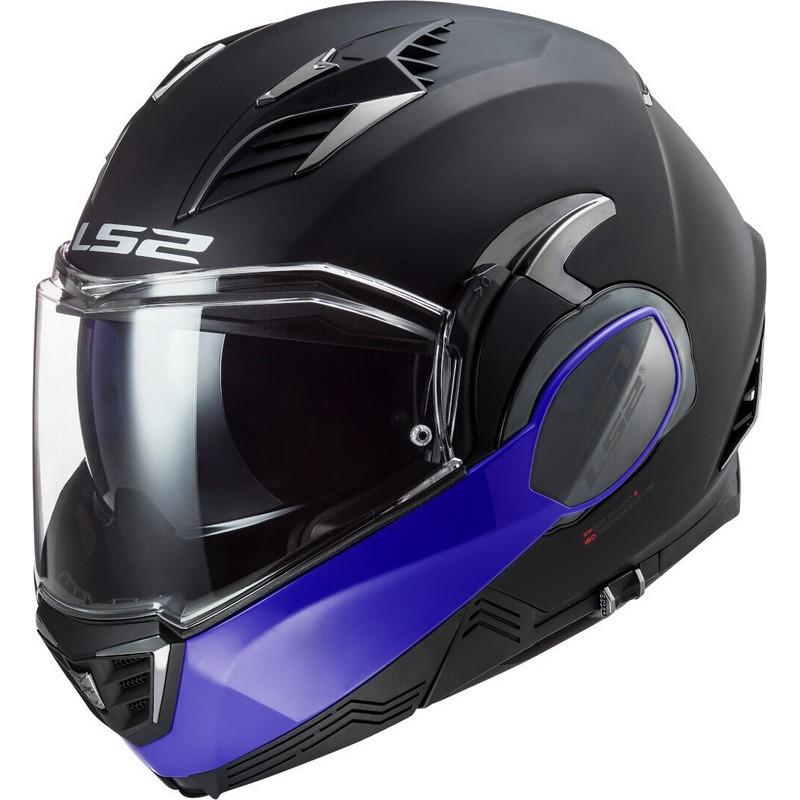 Prilba LS2 FF900 VALIANT 2 HAMMER matt black blue