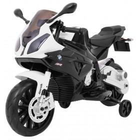 Detská elektrická motorka BMW S1000RR čierna
