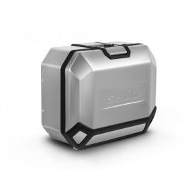 SHAD TERRA TR36R pravý bočný hliníkový kufor 4P