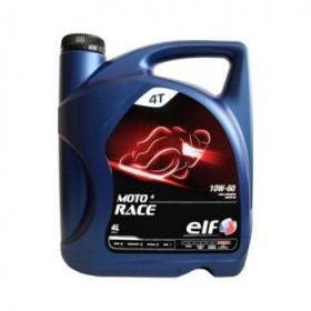 ELF 10W-60 MOTO 4 RACE 4L - motorový olej