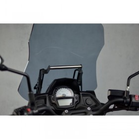 Držiak navigácie, hrazda pod plexi KAWASAKI VERSYS 650 2015- LOSTER
