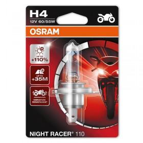 Žiarovka H4 60/55W OSRAM P43T NIGHT RACER +110%