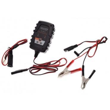 UNIT 1A 6V/12V nabíjačka motocyklových batérií
