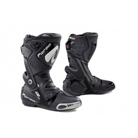 FORMA ICE PRO racingové vysoké čižmy, čierne