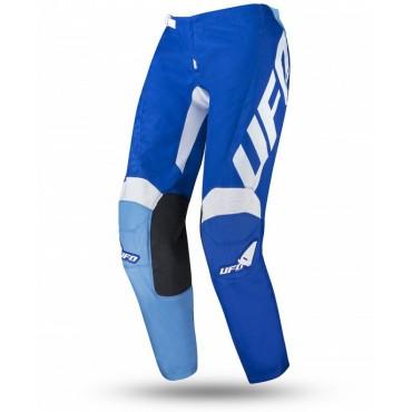 UFO INDIUM motokrosové nohavice, modré