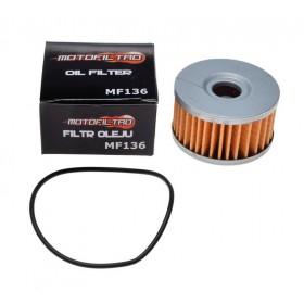 MF136 olejový filter (HF136) MOTOFILTRO