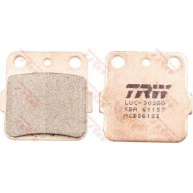 MCB561SI TRW brzdové doštičky