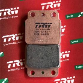 MCB626SI TRW brzdové doštičky
