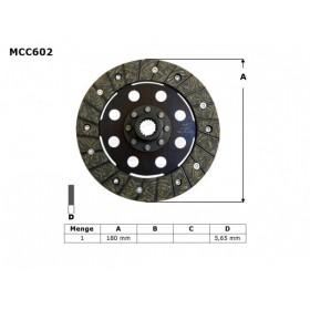 MCC602 TRW spojková lamela BMW R850 95-01, K1100 92-01