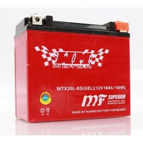 Akumulátor WTX20L-BS (YTX20L-BS) GEL 12V