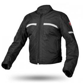 ISPIDO ARGON PPE pánska turistická bunda čierna