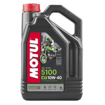 MOTUL 5100 4T 10W-40 4L