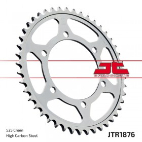 JTR1876,45 JT SPROCKETS rozeta GSX-R 750 11-19, GSX-R1000 17-20, YZF-R6 06-20, MT-09 14-20