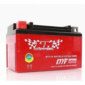 Akumulátor WTX7A-BS (YTX7A-BS) GEL 12V