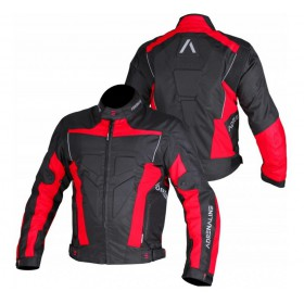ADRENALINE HERCULES RED PPE pánska textílna bunda