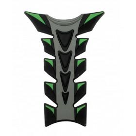 Gumený TANKPAD WM čierno-šedo- zelený