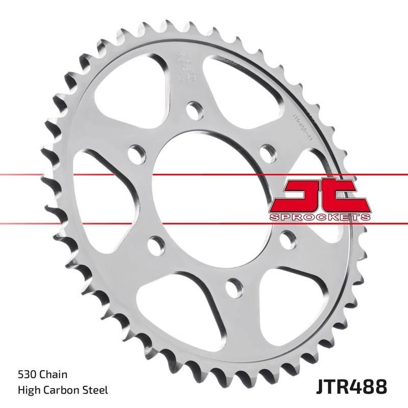 JTR488,42 JT SPROCKETS zadná rozeta KAWASAKI ZRX1200