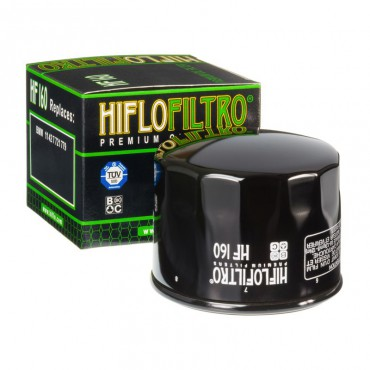HF160 olejový filter BMW