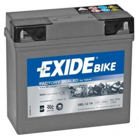 GEL12-19 Exide Bike