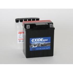 YTX7L-BS 12V 6Ah 100A EXIDE AGM akumulátor pre motocykle