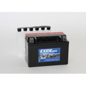 YTX9-BS 12V 8Ah 120A EXIDE AGM akumulátor pre motocykle