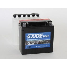 YTX14-BS 12V 12Ah 200A EXIDE AGM akumulátor pre motocykle