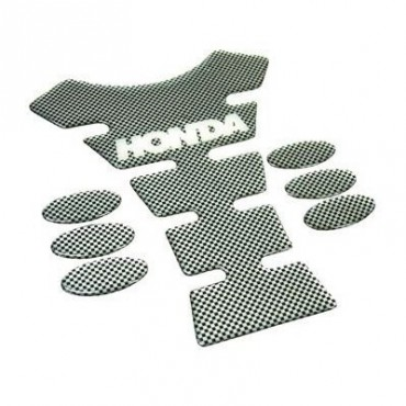Tankpad BIKE IT HONDA CARBON