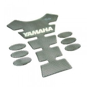 Tankpad BIKE IT YAMAHA CARBON