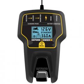 Nabíjačka batérií Oxford EL200EU Oximiser 3X