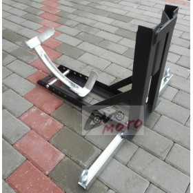 BIKETEC transportný stojan, čierny