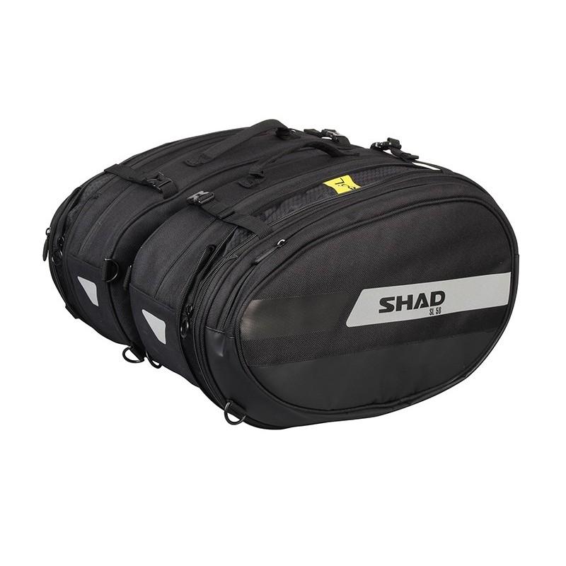 SHAD SL58 bočné textílne brašne