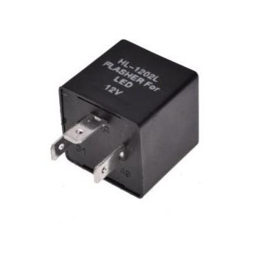 Prerušovač LED smeroviek 12V 3PIN kocka