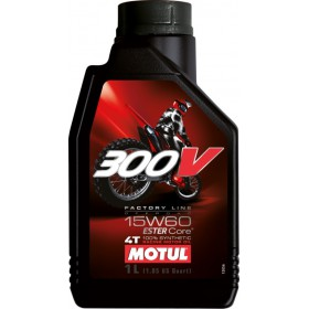 MOTUL 300V FACTORY LINE OFF ROAD 15W60 1L
