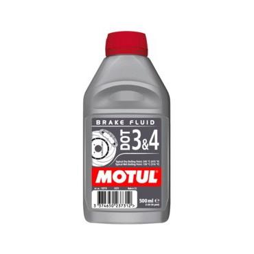 MOTUL DOT 3&4 Brake Fluid brzdová kvapalina