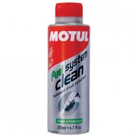 MOTUL FUEL SYSTEM CLEAN MOTO aditívum, čistí palivový systém aj vstrekovače