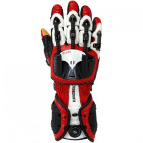 Rukavice KNOX HANDROID FULL CE red