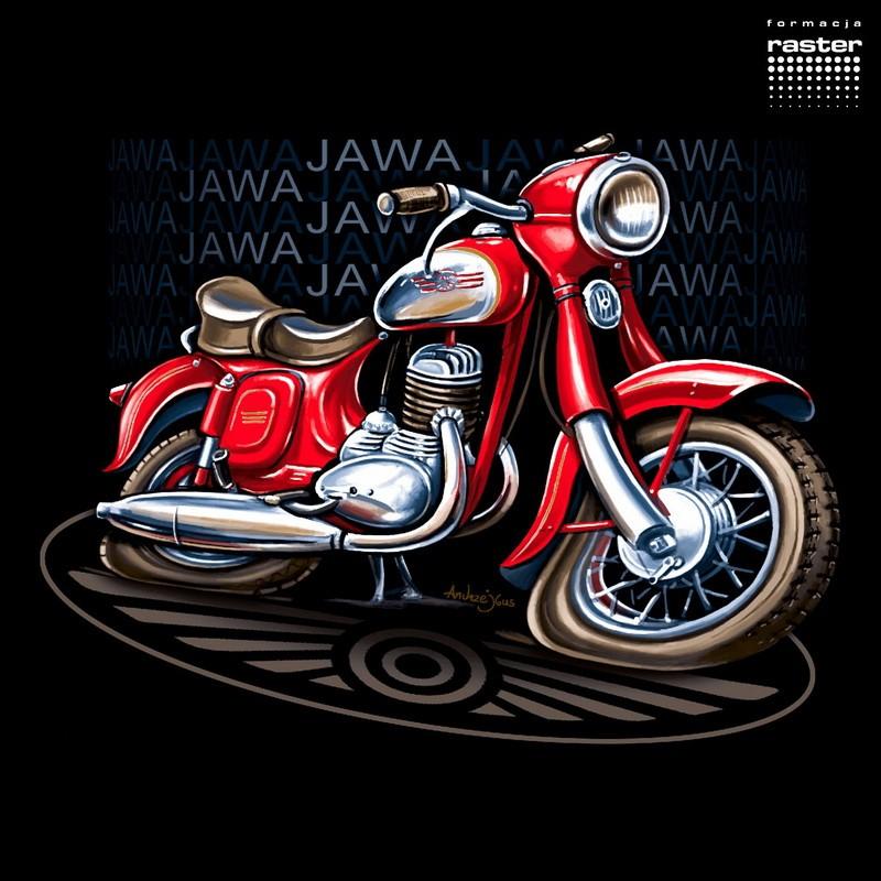Pánske tričko JAWA
