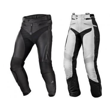 Nohavice na motorku