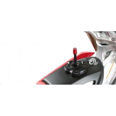 Odvzdušňovacie ventile na nádrž