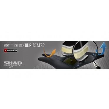 Komfortné sedadlá SHAD