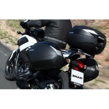Plastové kufre na motorku