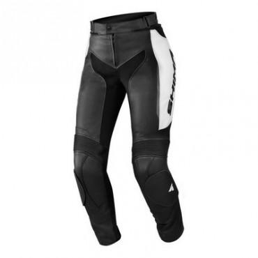 Dámske kožené nohavice